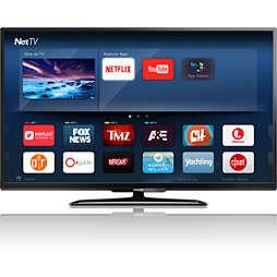 Smart Ultra HDTV serie 6000