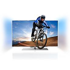 55PFL7007T/12  Smart LED-TV