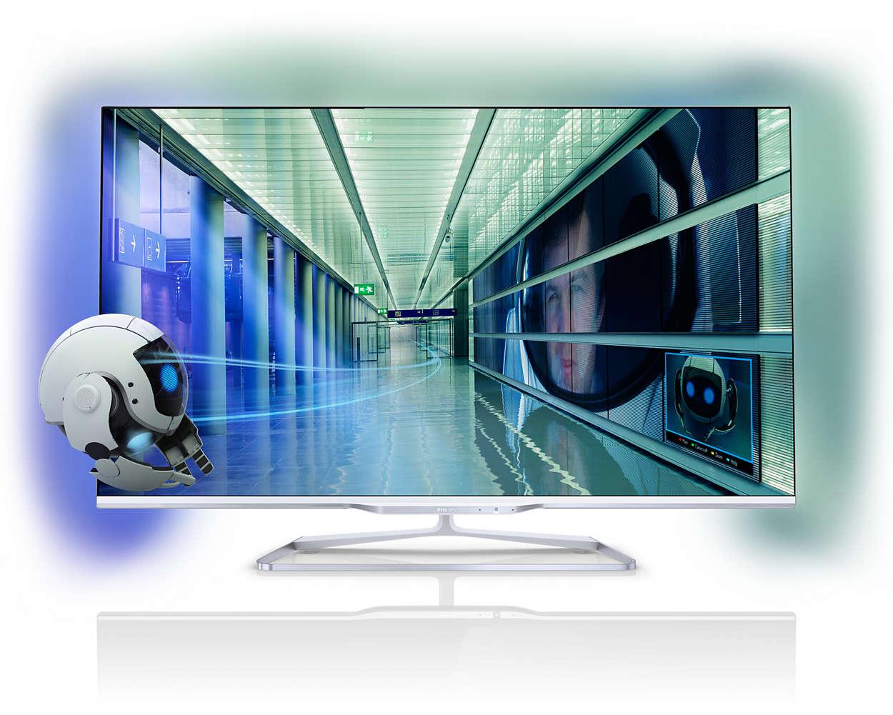tv philips led 46 ambilight manual pdf