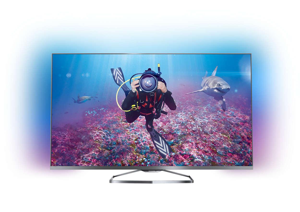 Ультратонкий Full HD Smart LED TV