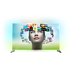 55PFS8209/12 -    Rakbladstunn Full HD-TV med Android™ TV