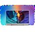 6500 series Slimmad LED-TV med Full HD och Android™