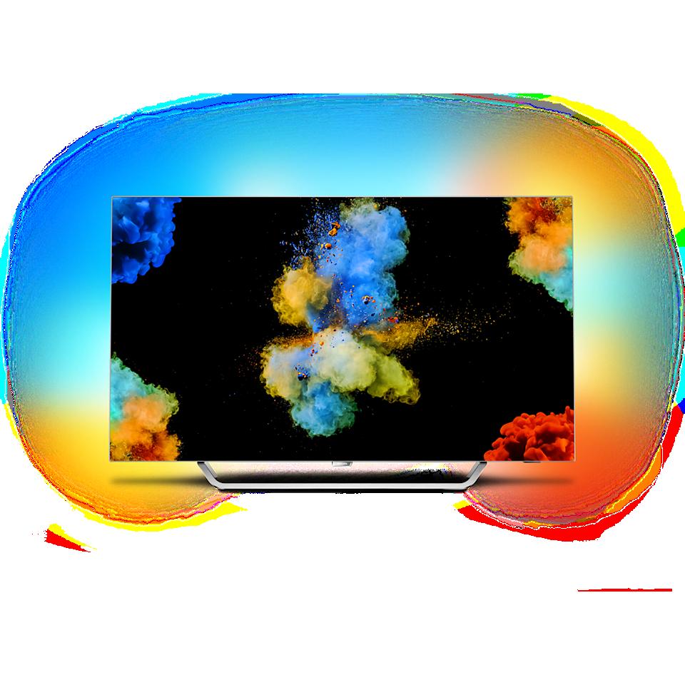 OLED 9 series Papírově tenký 4K UHD OLED televizor Android