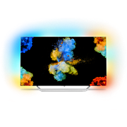 9000 series Niezwykle smukły telewizor OLED 4K z syst. Android