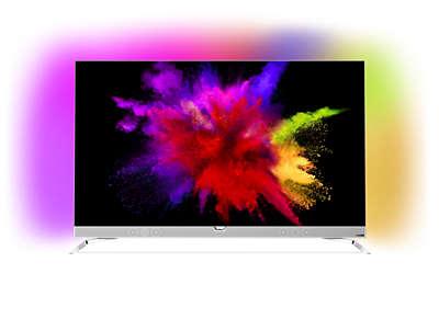 Bathroom Design Software Ultraflacher 4k Uhd Oled Android Tv 55pos901f 12 Philips