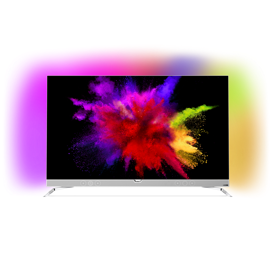9000 series Superslanke 4K OLED-TV powered by Android