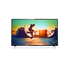 55PUD6172/30  4K Ultra Slim Smart LED TV