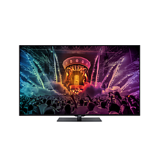55PUS6031/12 -    Ultraflacher 4K Smart LED-Fernseher