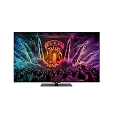 55PUS6031/12 -    Smart, tunn LED-TV med 4K