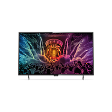 55PUS6101/12 -    Ultraflacher 4K Smart LED-Fernseher