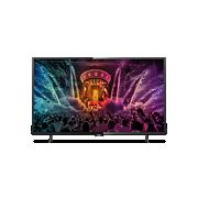 6000 series 4K Ultra Slim Smart LED televizors