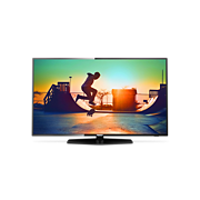 6000 series 4K Ultra-Slim Smart LED TV