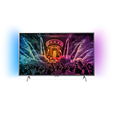 55PUS6401/12 -    Ultraflacher 4K Fernseher powered by Android TV™