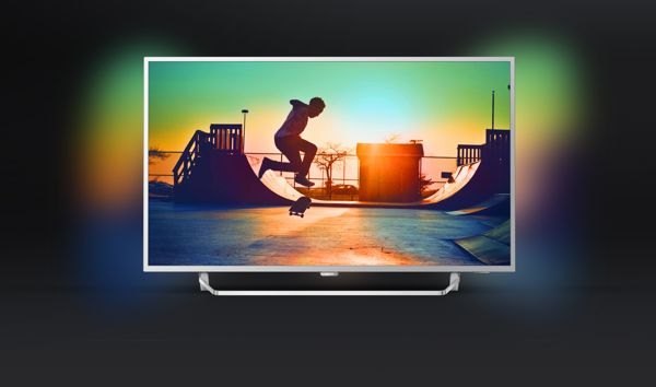 Philips 2017: 6412 Series (< 55 Inch)
