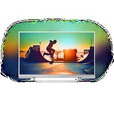 55PUS6482/12 -    Televisor 4K ultraplano con tecnología Android TV