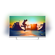 6000 series Ultraslanke 4K-TV powered by Android TV