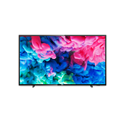 6500 series Ultra Slim 4K UHD LED Smart TV