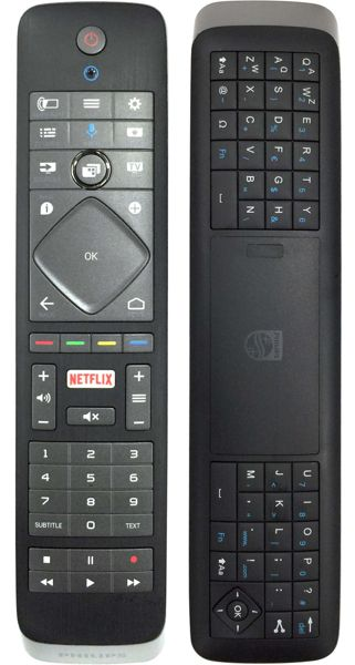 Philips 2016: 6581 Remote Control