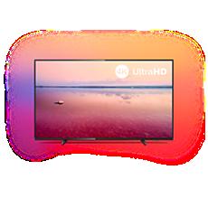 55PUS6704/12  Smart TV LED 4K UHD