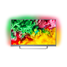 55PUS6803/12 -    Ultraflacher 4K-UHD-LED-Smart TV