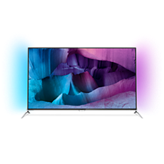 55PUS7100/12 -    Ultraflacher 4K UHD-Fernseher powered by Android™