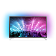 7000 series Téléviseur ultra-plat 4K avec AndroidTV™