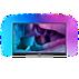 7000 series 4K UHD ултратънък телевизор, работещ под Android™