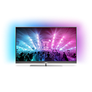 7000 series 4K UHD Ultra Slim TV, ko darbina Android TV™