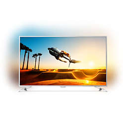 7000 series Ultraslanke 4K-TV powered by Android TV