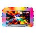 7300 series Android TV 4K UHD con Ambilight en 3lados