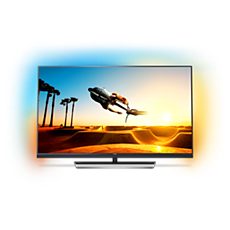 55PUS7502/12  TV ultra sottile 4K Android TV