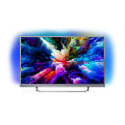 7500 series Ultraflacher 4K UHD-LED-Android-Fernseher