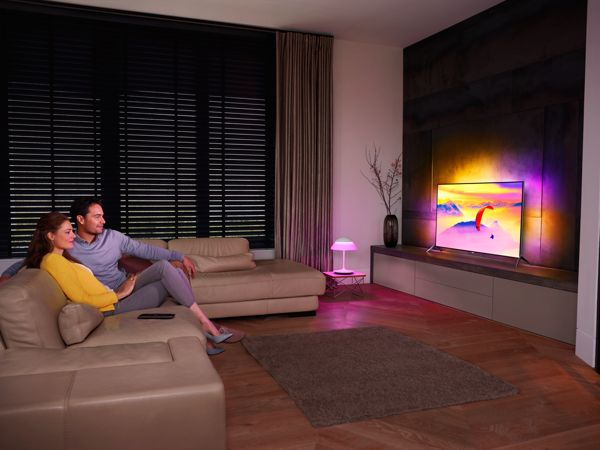 Philips 2015: 7600 Ultra HD Series mit Android TV