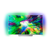7800 series Ultraflacher 4K-Fernseher powered by Android TV™