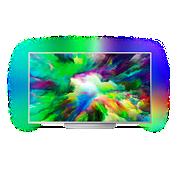 7800 series Ļoti plāns 4K televizors, darbina Android TV
