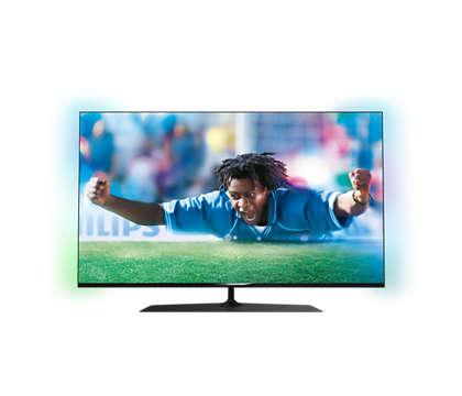 Ultra-Slim Smart 4K Ultra-HD LED TV