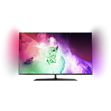 55PUS7909/12  Ultraflacher 4K Ultra HD-TV powered by Android™