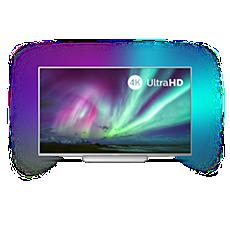 55PUS8204/12  LED televizor 4K UHD se systémem Android