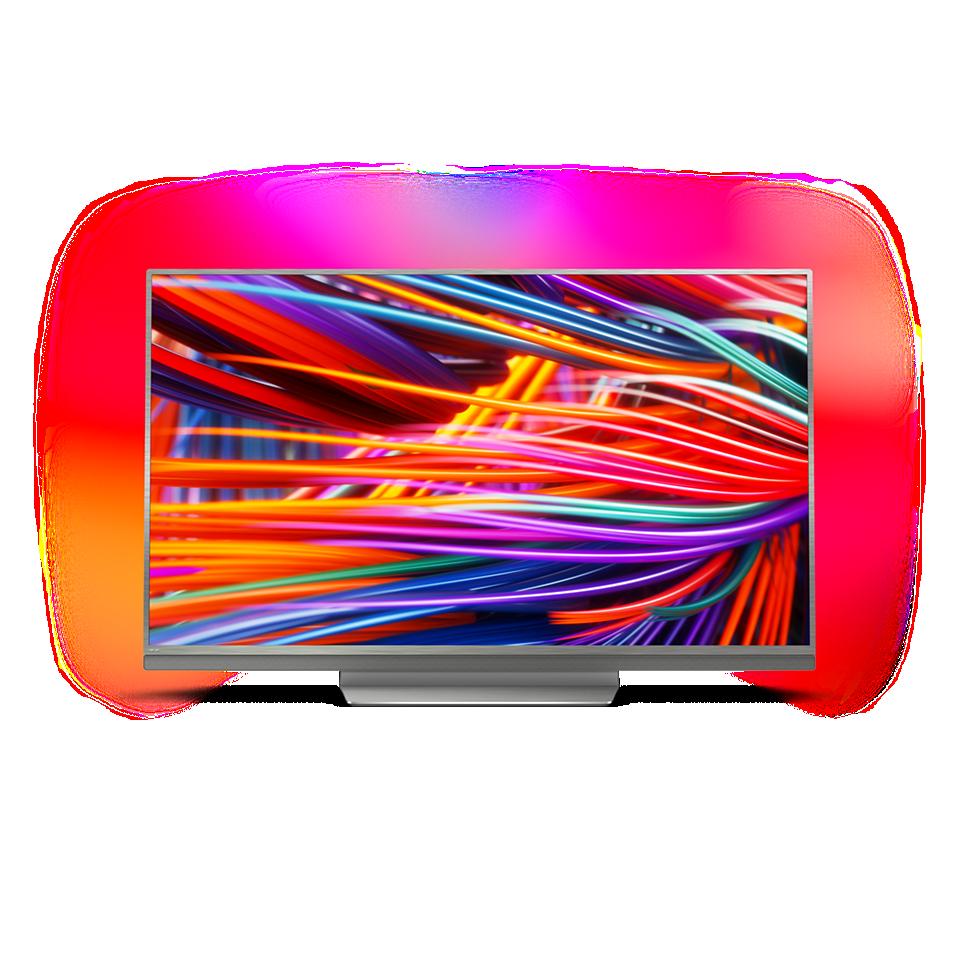 8500 series Ультратонкий LED-телевізор 4K UHD Android TV