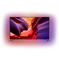 55PUS8601/12  Ultraflacher 4K UHD-TV powered by Android™