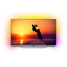 55PUS8602/12  4K Quantum Dot LED se systémem Android TV