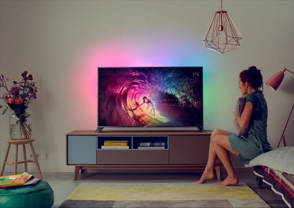 Philips 2014: 8809 Ultra HD Series