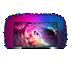 8900 Curved series Kaareva 4K UHD-LED-TV, jossa on Android™-järjestelmä