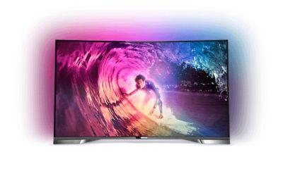65a87f480 Špecifikácie pre Zaoblený 4K UHD LED TV so systémom Android™ 55PUS8909C/12  | Philips