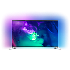 55PUS9109/12 -    Ultraflacher 4K Ultra HD-TV powered by Android™
