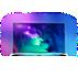 9100 series TV 4K UHD extremamente fino com sistema Android™