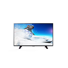 55PUT5801/56  4K Ultra Slim LED TV