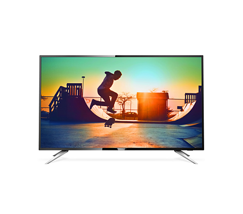 4K Ultra Slim Smart LED TV 55PUT6102 98  4f3e5f814c