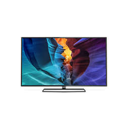 6000 series 4K UHD Slim LED TV powered by Android™