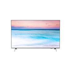 55PUT6654/56  4K UHD LED Smart TV